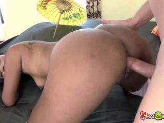 Crystal shows her sex skills