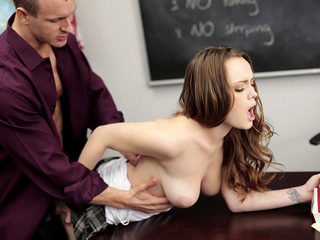 McSlutty Times At Innocent High