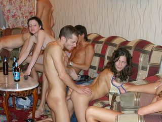 Check out truly crazy real college sex video